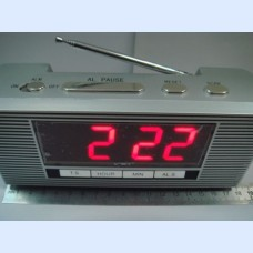 VST-740-1/radio (красный дисплей)