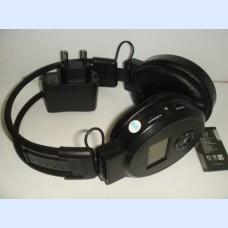 Earphone MJ-168 FM+MP3(SD,acc)