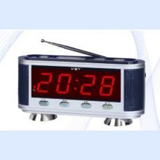 VST-741-1/radio (красный дисплей)